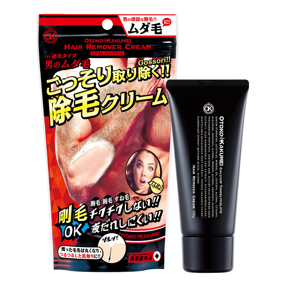 OK HAIR REMOVER CREAM